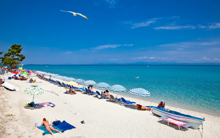 Beaches to Visit in Macedonia, Greece