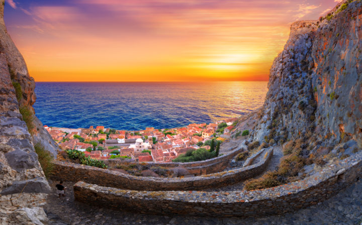 Things to Do in Monemvasia, Greece