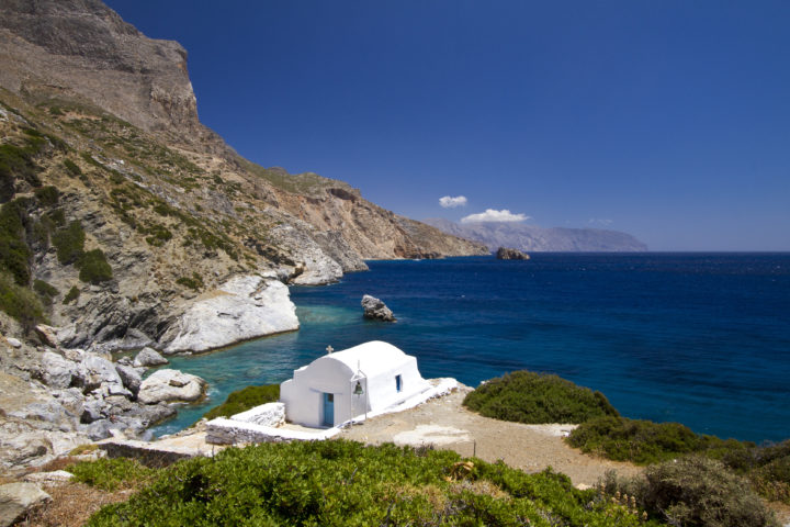 Monasteries to Visit in Amorgos, Greece
