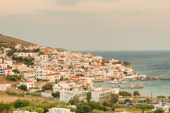 Visit the Island of Andros With Your Family