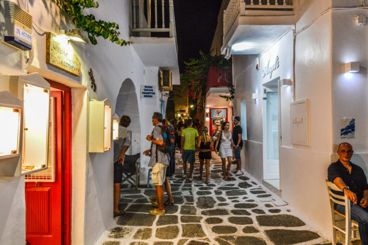 Shopping You Can Enjoy in Antiparos, Greece