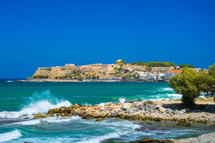 Spend Time at the Fortezza on Rethymno, Crete