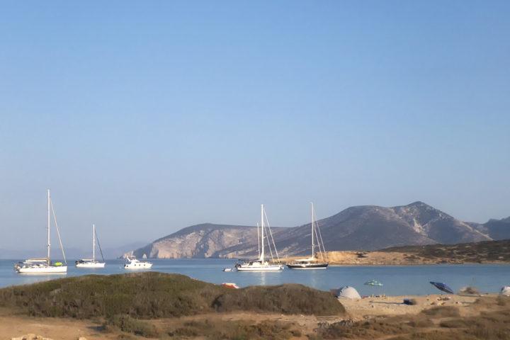 Outdoor Sports You Can Enjoy in Koufonisia, Greece
