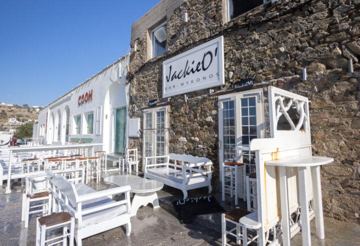 Mykonos Island Beach Night Clubs to Visit