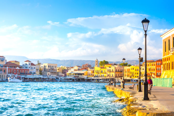 Top Cities to Visit on Crete Island