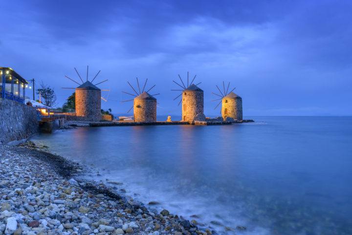 Beautiful Beaches to Visit in Chios, Greece
