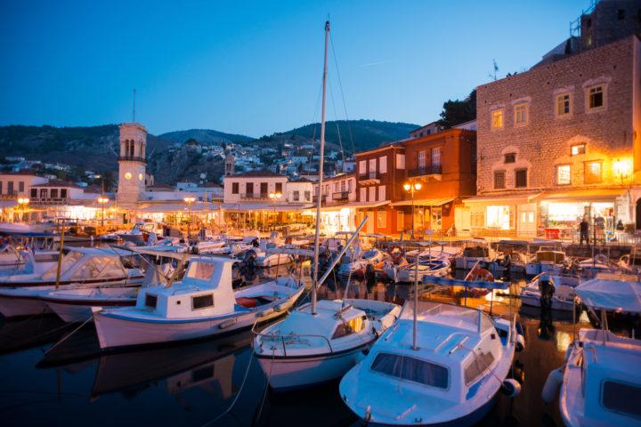 Experience Romance on the Greek Island of Hydra