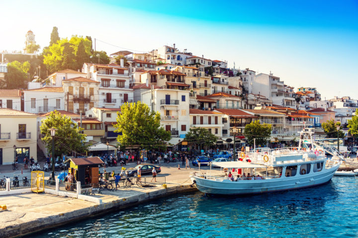 Things to Do in Skiathos, Greece