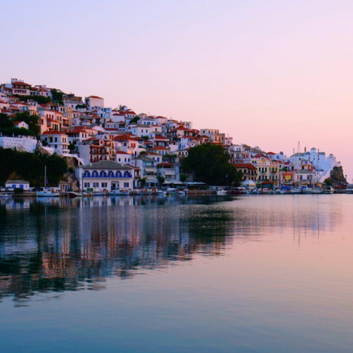 Monasteries to Visit in Skopelos, Greece