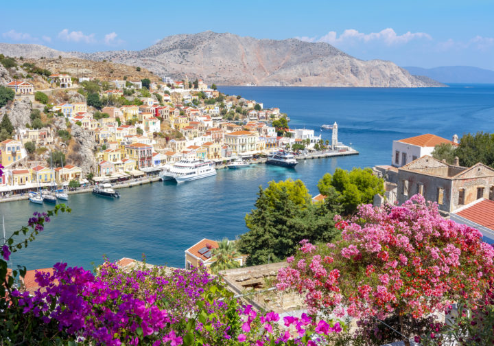Prominent Attractions and Beaches to Visit in Symi, Greece