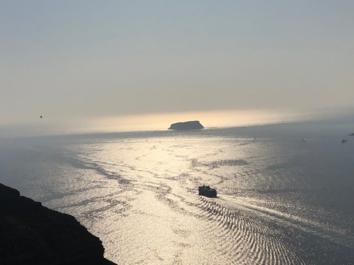 Outdoor Sports to Do in Santorini