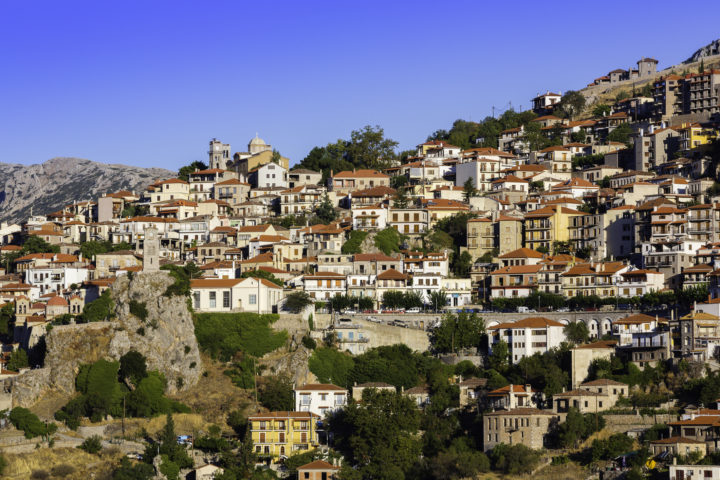 Attractions to See in Arachova, Greece