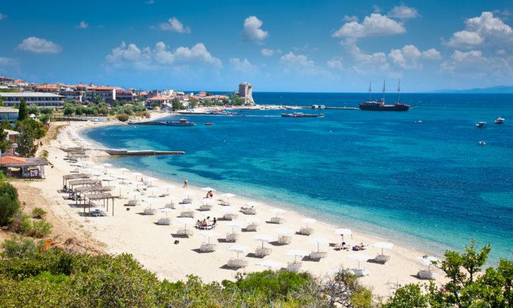 Beaches to Enjoy in Athos, Greece