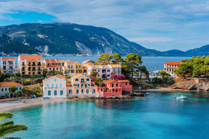 Visit the Natural History Museum of Kefalonia