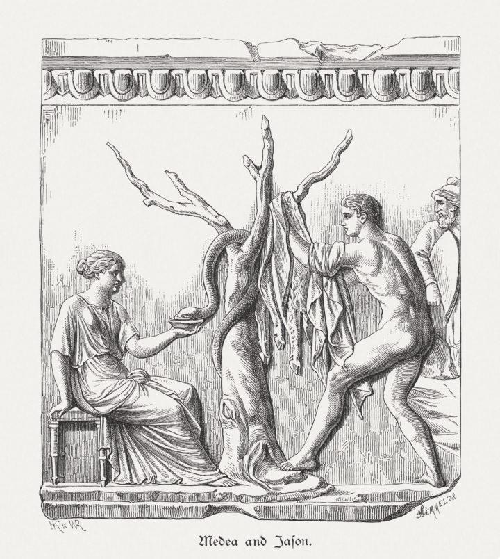Medea – Enchantress of Greek Mythology