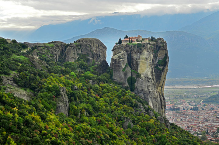 Outdoor Sports to Enjoy in Meteora, Greece