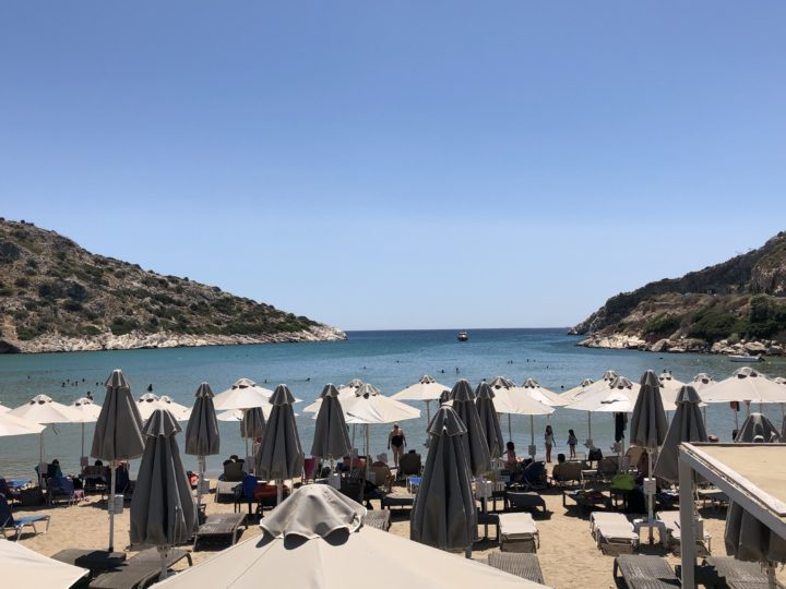 Be Sure To Visit The Mojito Bay Beach Near Athens