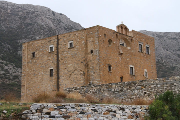Visit these Monasteries in Naxos, Greece