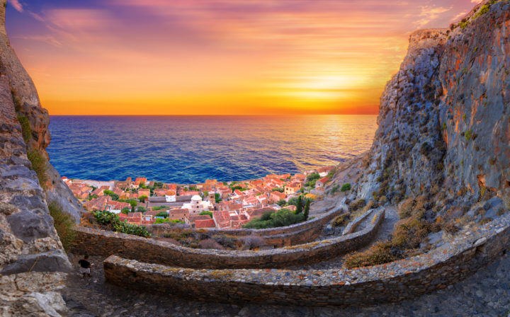 Beautiful Beaches to Visit in Monemvasia, Greece