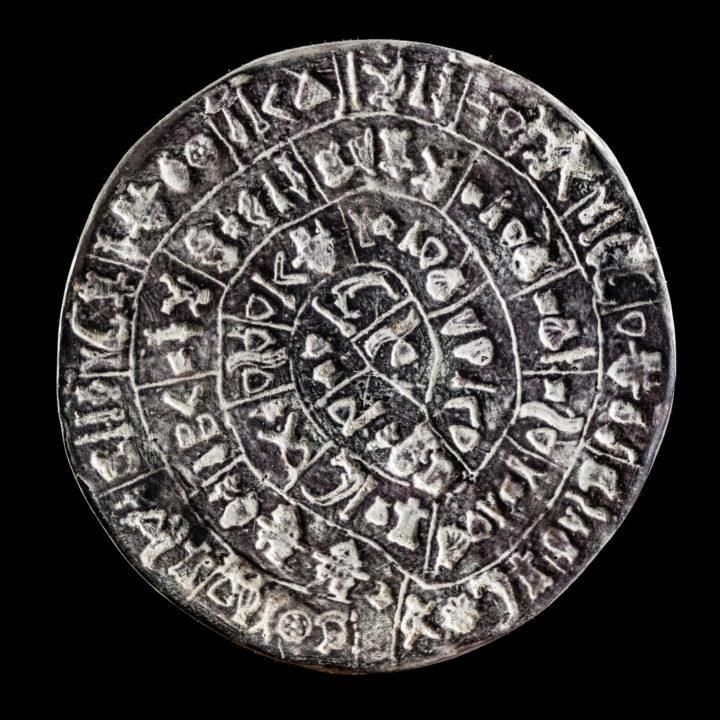 Get to Know Cretan Hieroglyphs