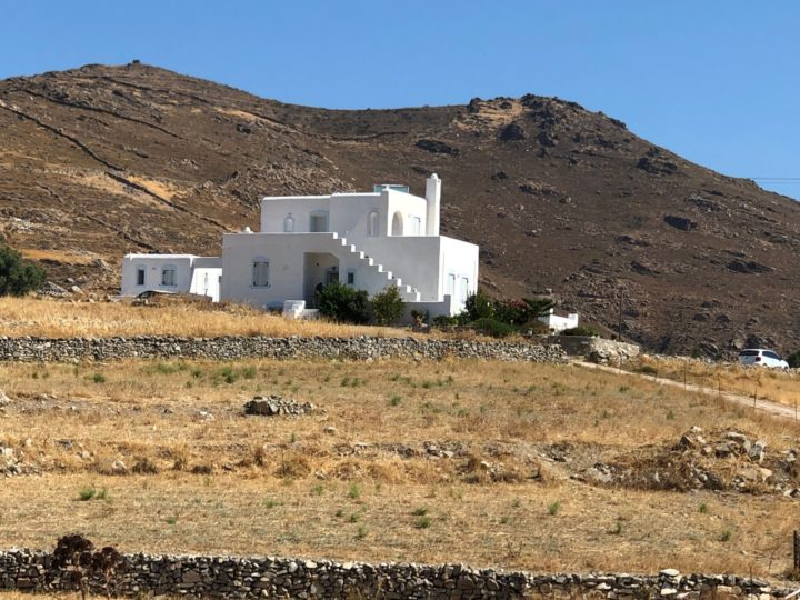 Why Are Houses in Greece Made of Stone?
