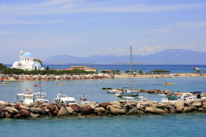 What to Do in Agistri, Greece