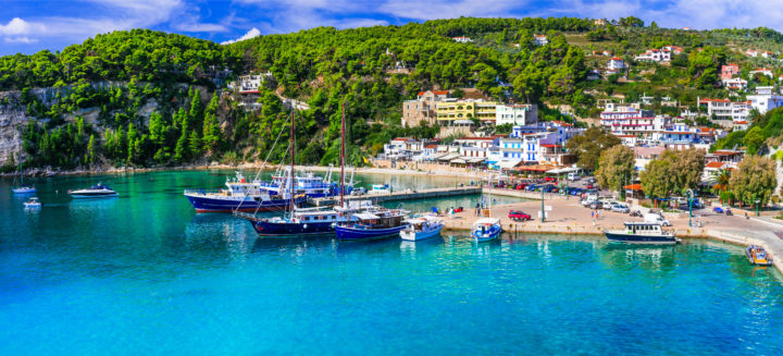 Attractions and Beaches to Visit in Alonissos, Greece