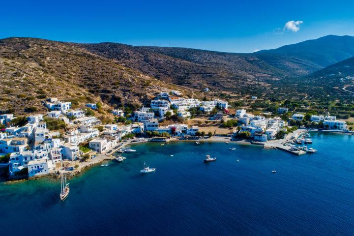 Shopping to Enjoy in Koufonisia, Greece