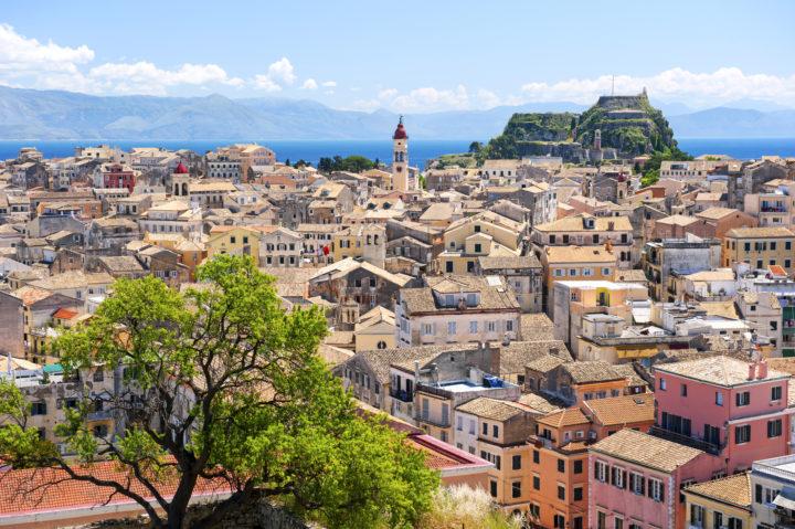 Visit the Ionian Academy on Corfu