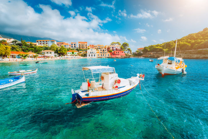 Things to Do on Kefalonia Island