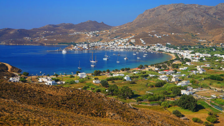 Beaches to Visit in Serifos, Greece
