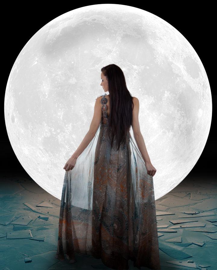 Asteria – Titan Goddess of the Stars