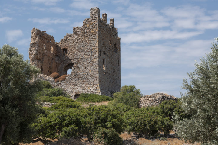 Attractions and Beaches to Visit in Chios, Greece