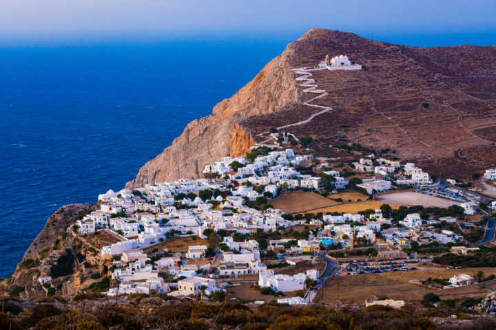 Attractions to Visit in Folegandros, Greece