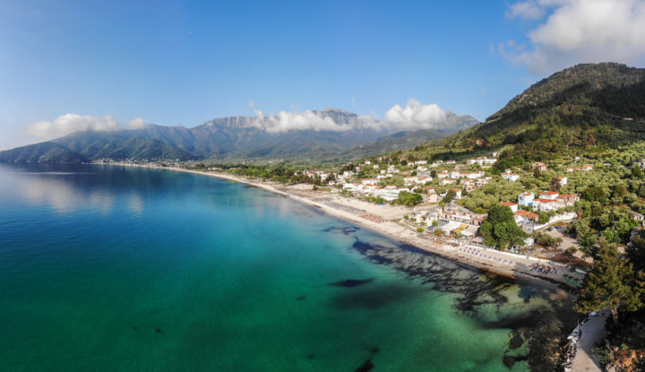Beaches to Visit in Thasos, Greece