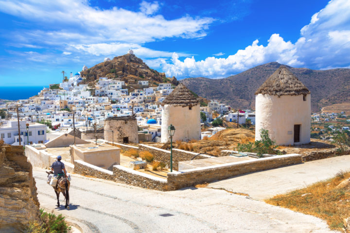 Visit These Attractions While in Ios, Greece