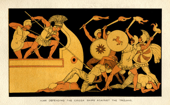 Get to Know Five Ages of Greek Mythology