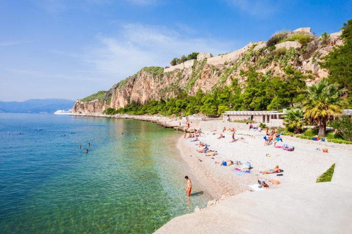 Beaches to Visit in Nafplio, Greece