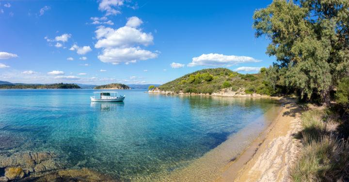 Beaches to Visit in Halkidiki, Greece