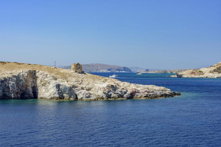 Attractions to Visit in Kimolos, Greece
