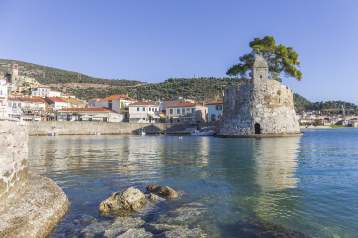 Things for Families to Do in Nafpaktos, Greece