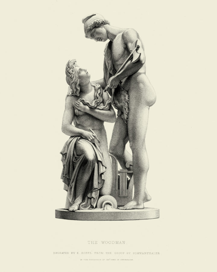 Oenone: Tragic Nymph of Greek Mythology