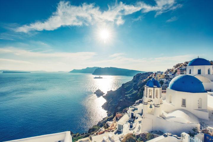 Visit the Orthodox Metropolitan Cathedral in Santorini