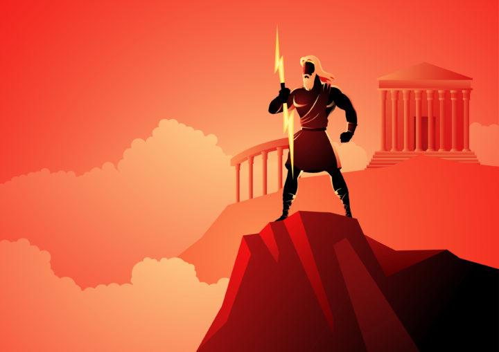 Golden Age of Greek Mythology