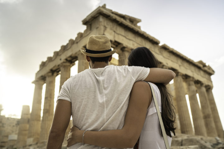 7 Best Destinations for Couples in Greece
