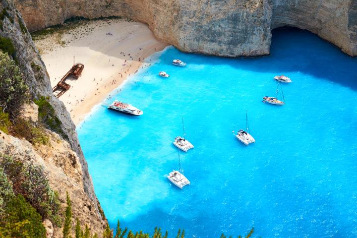 5 Best Beaches to Enjoy on Zakynthos