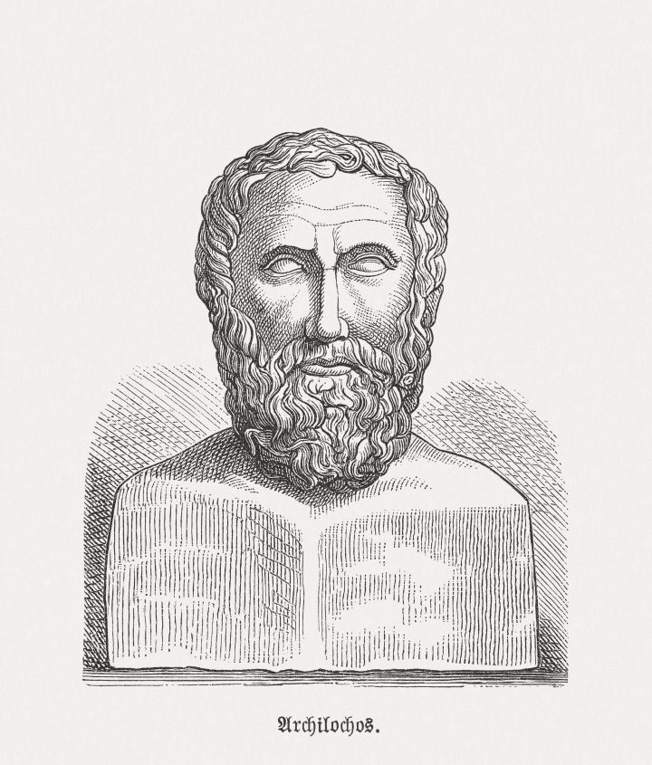 Archilochus – One of the Greatest Ancient Greek Storytellers