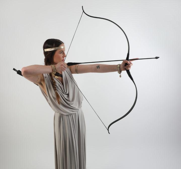 Story of Artemis and the Deer Hunter in Greek Mythology