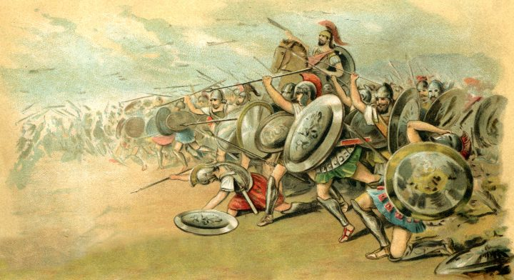 History of the Battle of Marathon
