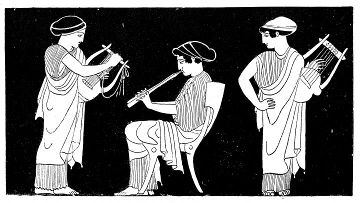 Learn the Role of Music of Ancient Greece